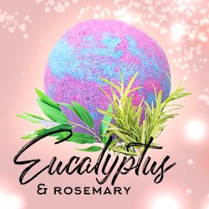 Eucalyptus and Rosemary