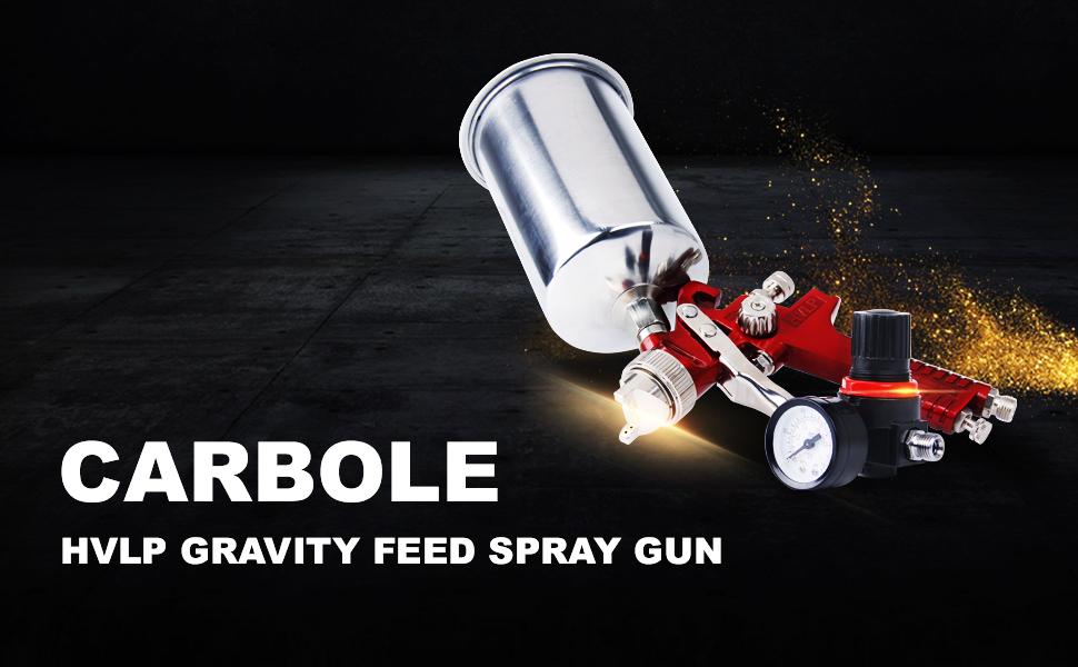 glitter spray gun