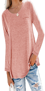 Cute Tunic Tops