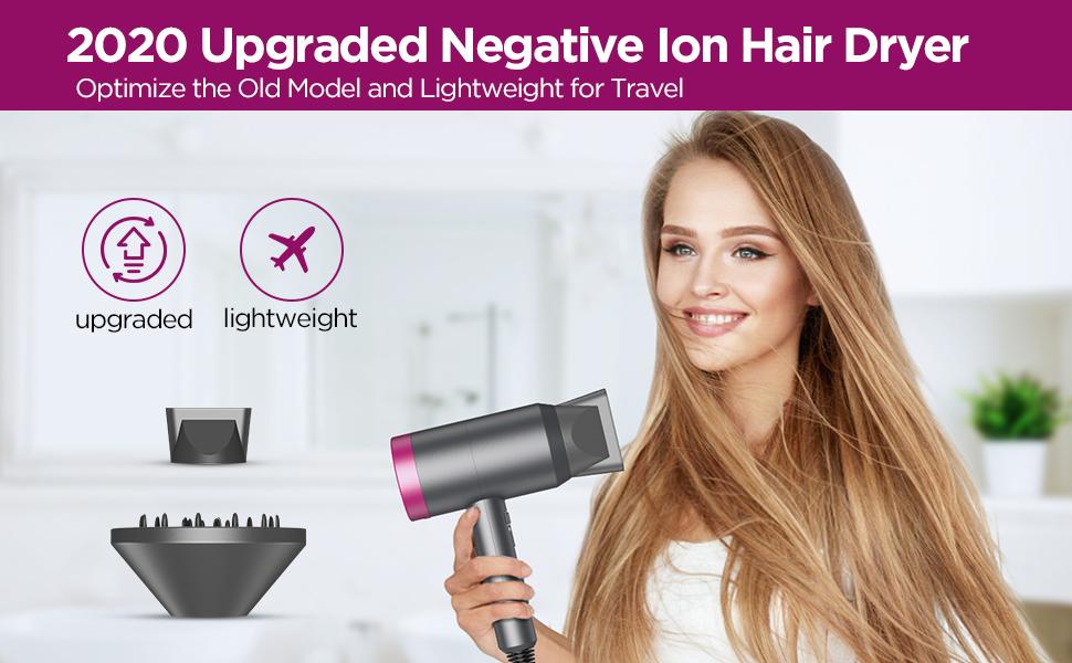 women hair dryer travel hairdryer