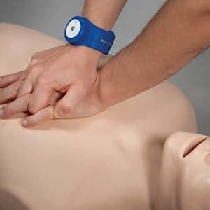 compression wrist monitor