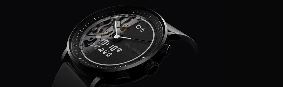 Hybrid smartwatch design