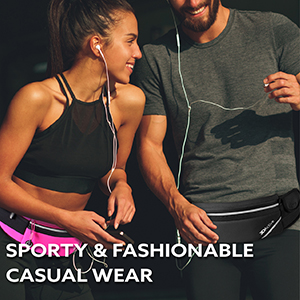 Sporty amp; fashionable casual wear for her and for him.