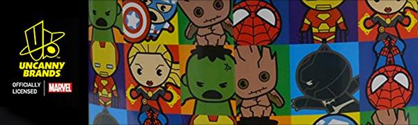 Marvel Kawaii Popcorn Maker- Avengers Assemble Kitchen Appliance