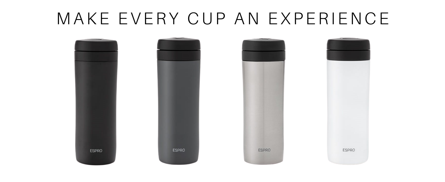 espro coffee travel french press