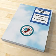 USA made stationery paper