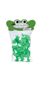 bag of frogs passover