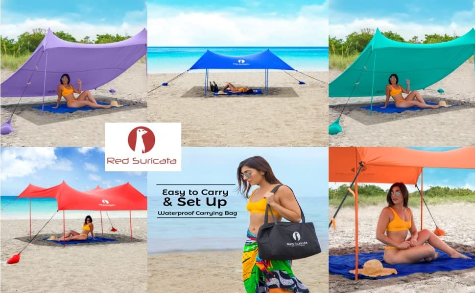 pick your color - orange, red, blue, turquoise or purple