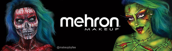 mehron special effects makeup face body paint cosplay halloween paradise artist professional sfx fx
