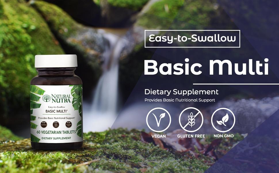 Basic Multivitamin