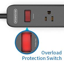 plug extender surge protector