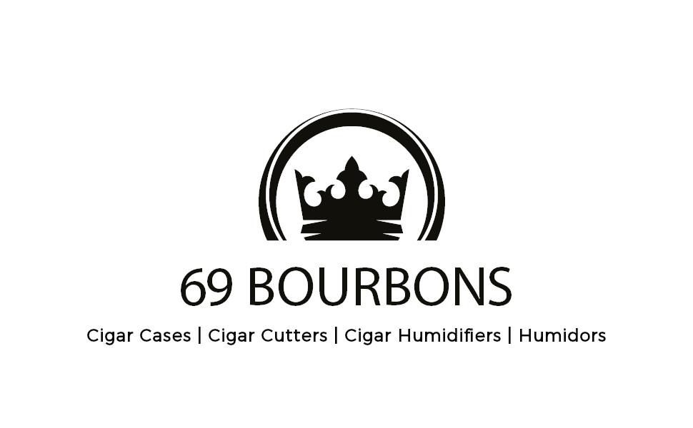 69 Bourbons Company Logo