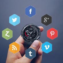 Smart Watch For Men Smart Notification