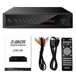 set top tv box cable digital box