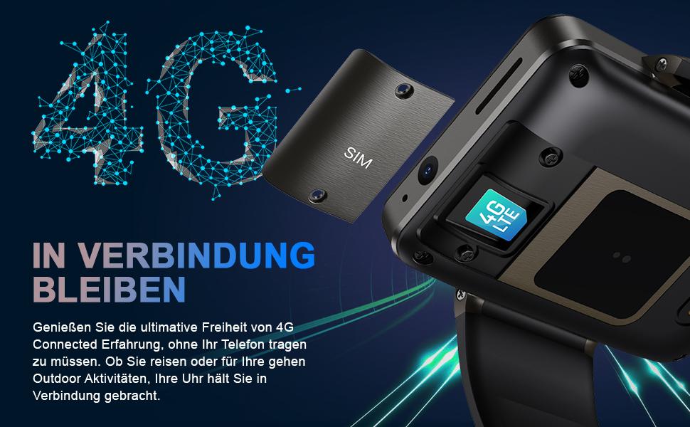 4g smart watch