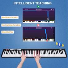 Lighted Key for Intelligent Teaching