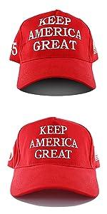 keep america great cap