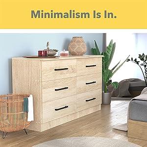 minimalist drawer