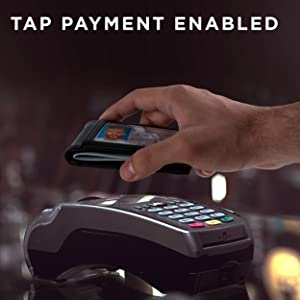 tiny best durable modern minmialist moneyclip walet miney monet portable porta billetes cardholder