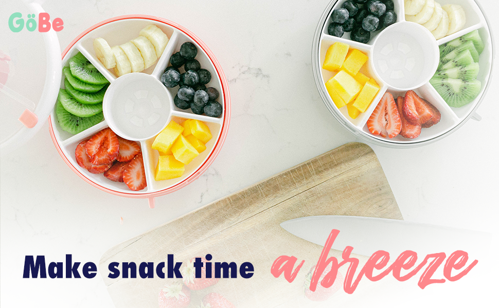 Make Snack Time A Breeze