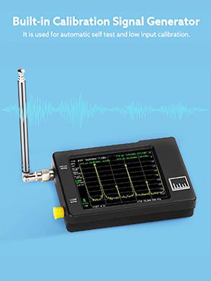 Built-in Calibration Signal Generator