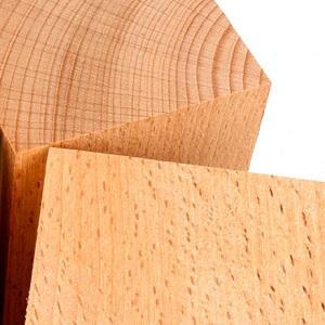 solid beech wood