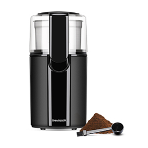 Removable Stainless Steel Cup Pepper 25000rpm Powerful/Grinder for Dried Spice Grain Coffee Bean SHARDOR Coffee Grinder Electric with Adjustable Precision Setting Nuts