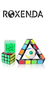 Brain Teasers Toy Set