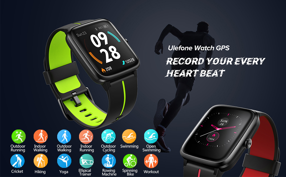 ulefone smart watch