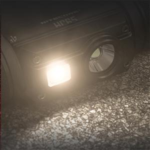 HC65M high CRI light output