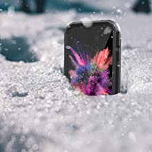 snowproof iPhone xs max case waterproof