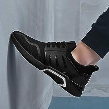 Casual sneakers shoe