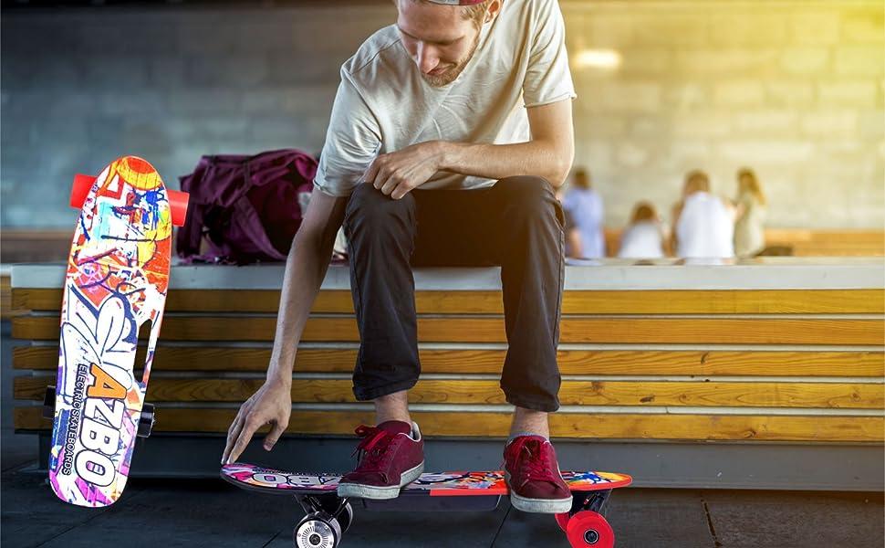 Electric Skateboard С4