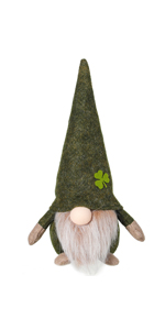 Clover Gnome 14 Inches