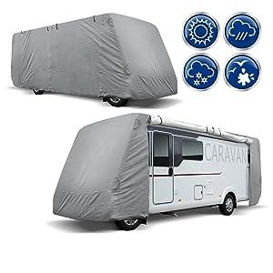 Cover camper HTD copertura totale con elastici e bordatura angoli  FEU