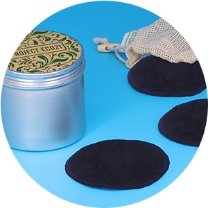 Reusable Makeup Remover Pads, Reusable Cotton Pads, Bamboo Cotton Pads, bamboo face cloth