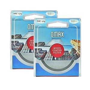 Omax UV Filters