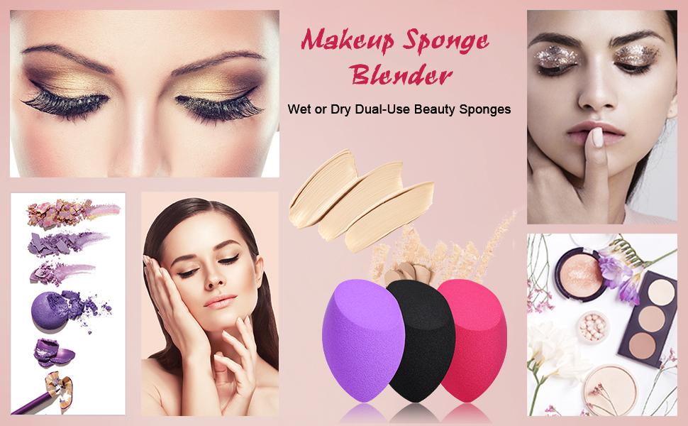 makeup sponge 3-pack