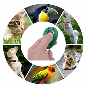 Pet Training Clicker Dog Training Clicker Dog Clickers with Wrist Bands