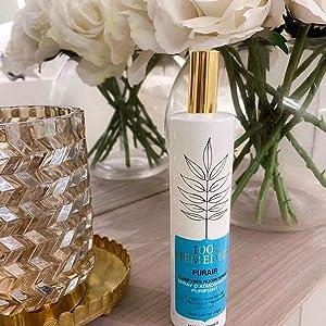 lavender air freshener, air freshener spray, eucalyptus essential oil, odor eliminator, air