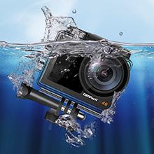 40M Waterproof Camera