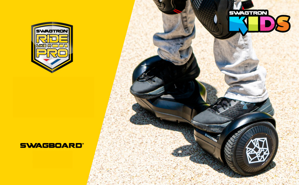 SWAGTRON SWAGBOARD T882 WITH BALANCE ASSIST & LITHIUM-FREE BATTERY