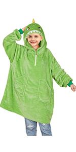 kids wearable blanket