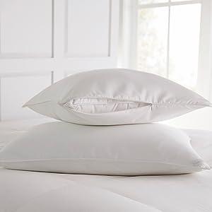 down alternative pillows peacock alley luxury
