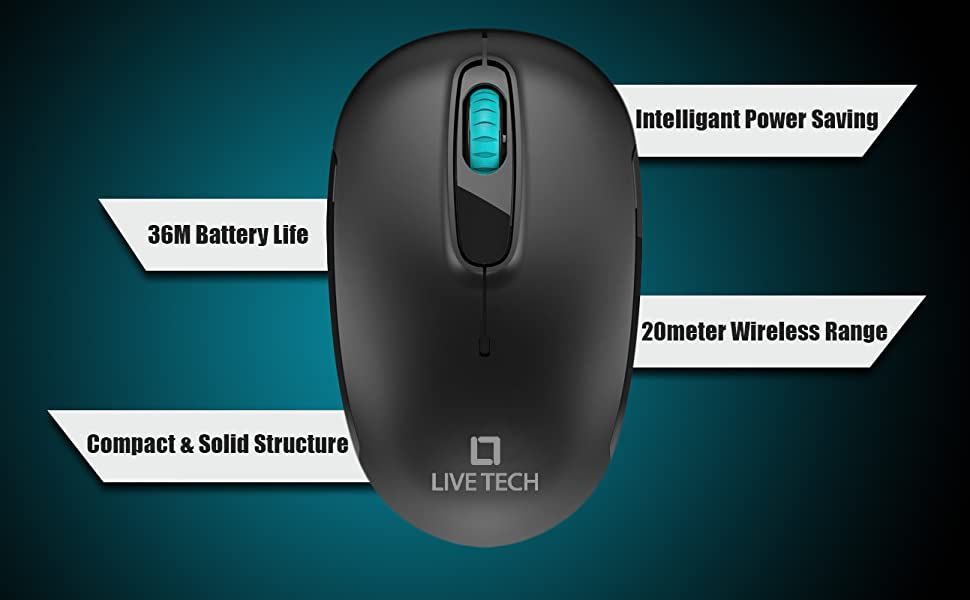 note wireless mouse