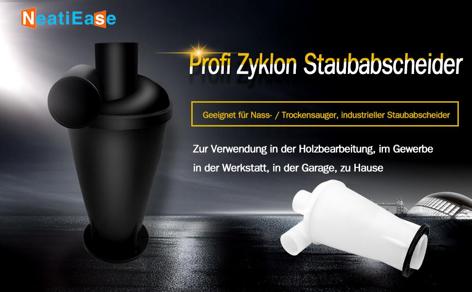 Profi Zyklon Staubabscheider