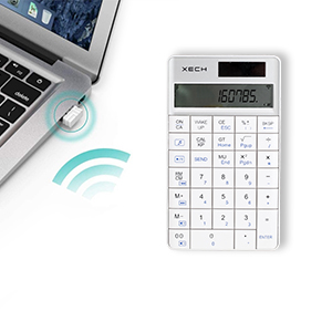 Calculator Citizen Big Size Orpat For Shop Casio Number pad for laptops Wireless With Dongle USB