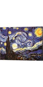 Vincent Van Gogh The Starry Night, c.1889