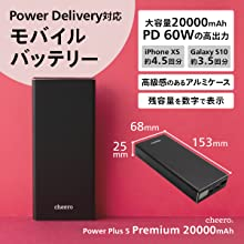 Power Delivery 対応