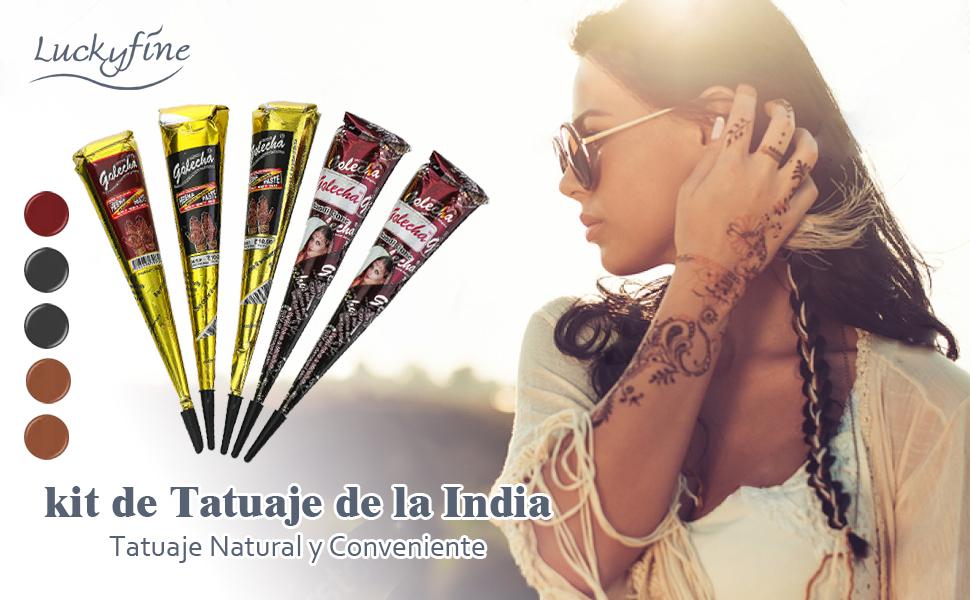 Tatuajes Temporales Pinturas Corporales, Tatuaje Pegatina